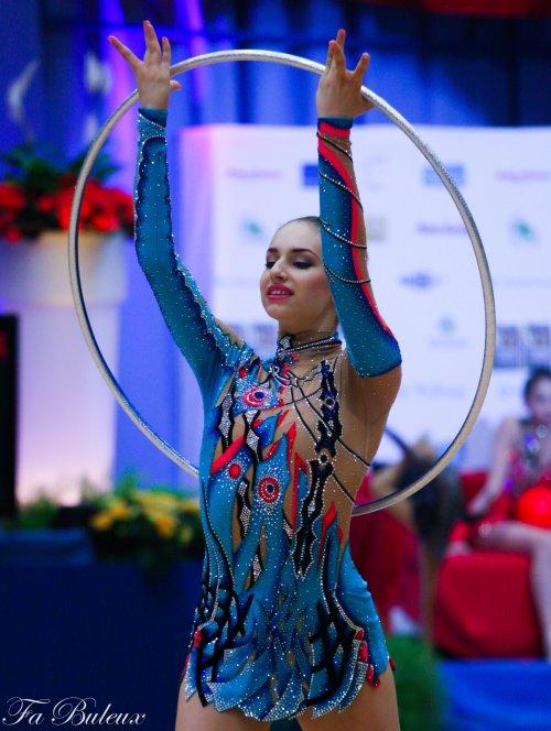 Tournoi Corbeil-Essonnes 2013 - Alexandra Piscupescu (ROU)