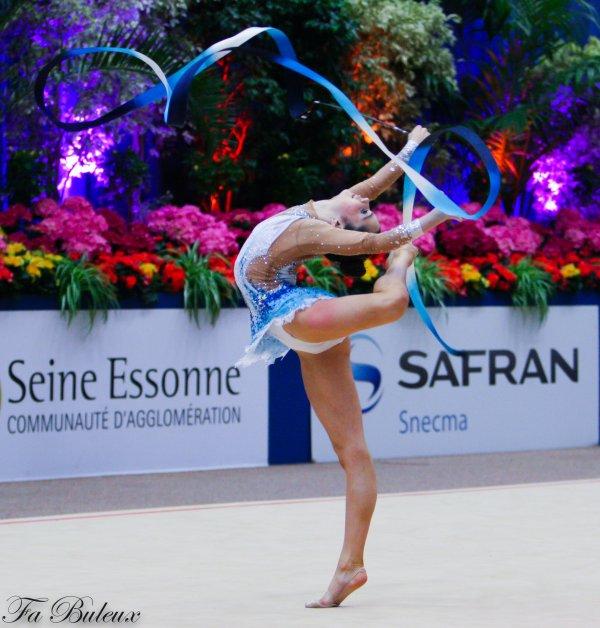 Tournoi Corbeil-Essonnes 2013 - Viktoria Filanovsky (ISR)