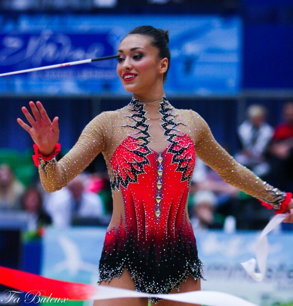 Tournoi Corbeil-Essonnes 2013 - Natalia Garcia (ESP)