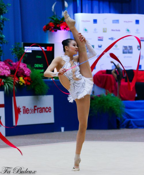 Tournoi Corbeil-Essonnes 2013 - Senyue Deng (CHN)