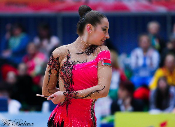 Tournoi Corbeil-Essonnes 2013 - Katsiaryna Halkina (BLR)