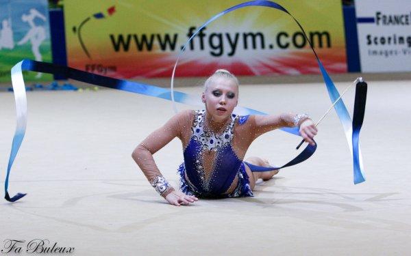 Tournoi Corbeil-Essonnes 2013 - Kseniya Moustafaeva (FRA)