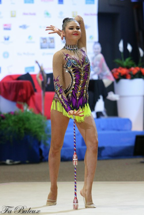 Tournoi Corbeil-Essonnes 2013 - Alexandra Merkulova (RUS)