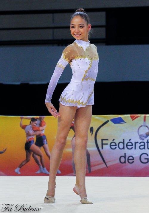 Coupes Nationales 2013 - Espoir 1ère année - Julie Dewynter