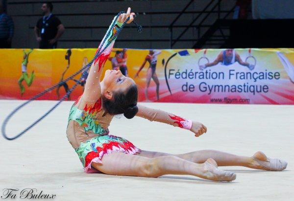 Coupes Nationales 2013 - Espoir 1ère année - Elea Giuliano