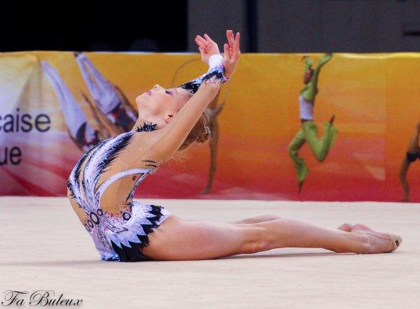 Coupes Nationales 2013 - Espoir 1ère année - Valérie Romenski