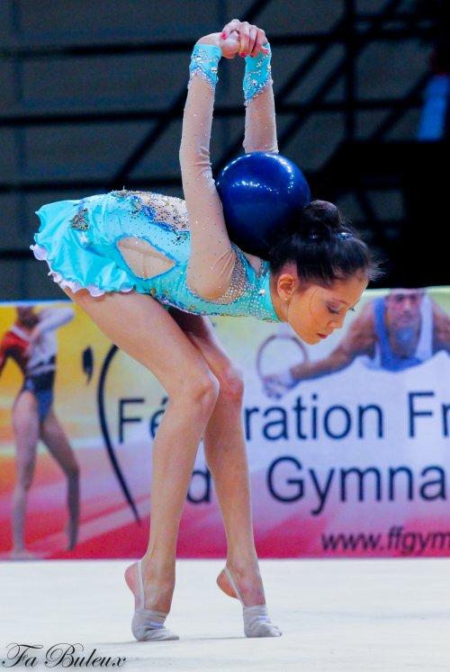 Coupes Nationales 2013 - Espoir 2ème année - Cassandra Serveaux