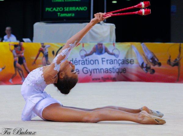 Coupes Nationales 2013 - Espoir 2ème année - Tamara Picazo-Serrano