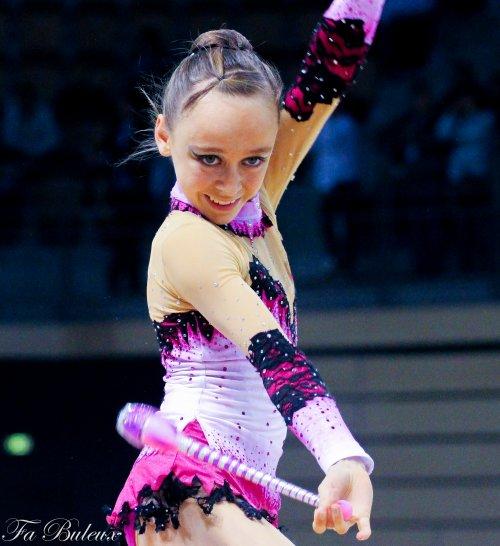 Coupes Nationales 2013 - Espoir 2ème année - Chloé Sivadier