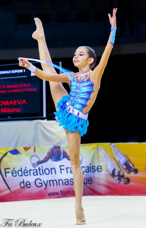Coupes Nationales 2013 - Espoir 2ème année - Hélène Deconninck