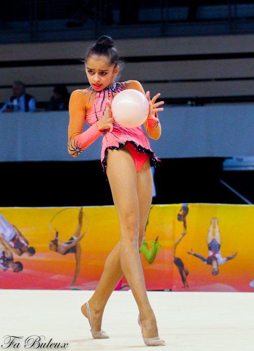 Coupes Nationales 2013 - Espoir 2ème année - Elisabeth Rachid