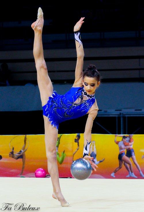 Coupes Nationales 2013 - Espoir 2ème année - Danaé Collard