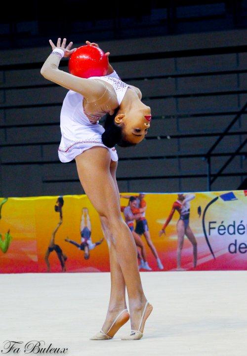 Coupes Nationales 2013 - Espoir 2ème année - Eloïse Marchon