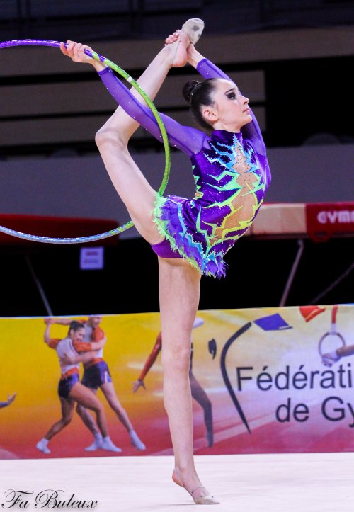 Coupes Nationales 2013 - Juniors - Iliona Prioux