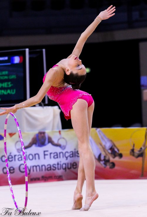 Coupes Nationales 2013 - Juniors - Eva Cavailhes-Ducournau