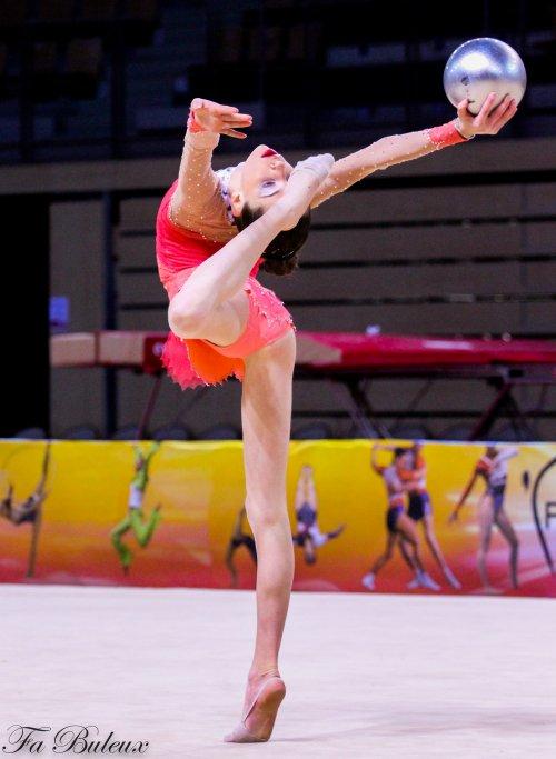 Coupes Nationales 2013 - Juniors - Eva Cavailhes-Ducournau