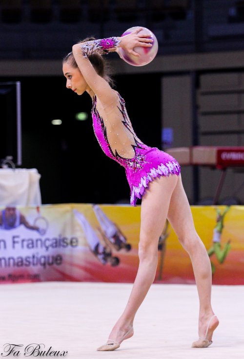 Coupes Nationales 2013 - Juniors - Emilie Lestrelin