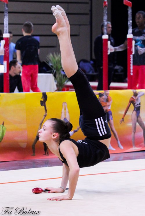 Coupes Nationales 2013 - Juniors - Manon Blasco