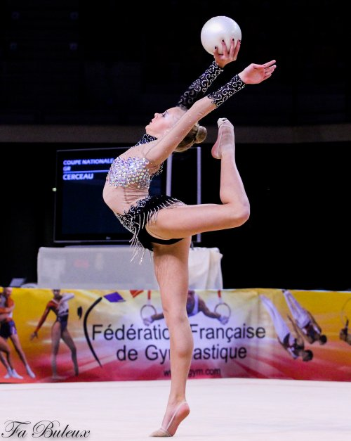 Coupes Nationales 2013 - Juniors - Lisa Baudin
