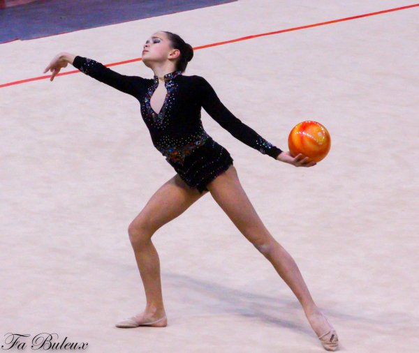 Coupes Nationales 2013 - Juniors - Lilia Durand
