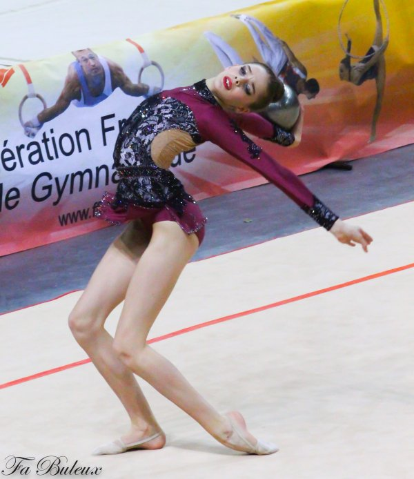 Coupes Nationales 2013 - Juniors - Camille Gomez