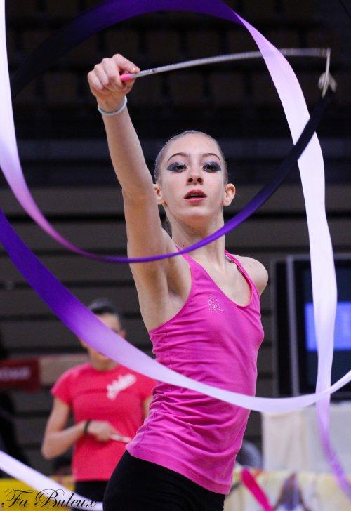 Coupes Nationales 2013 - Juniors - Clara Delena