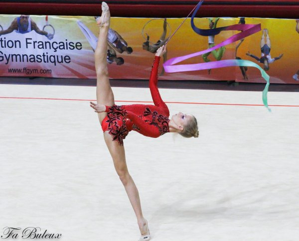 Coupes Nationales 2013 - Juniors - Axelle Jovenin
