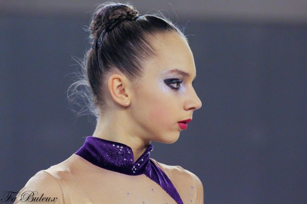 Coupes Nationales 2013 - Seniors - Aurore Dubois