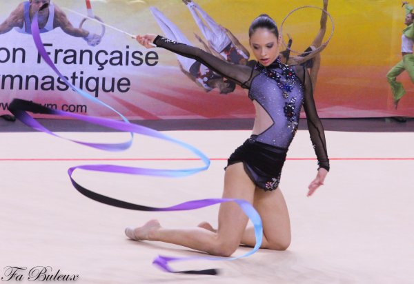 Coupes Nationales 2013 - Seniors - Mathilde Lartigue