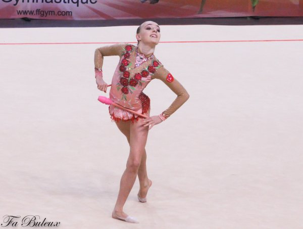 Coupes Nationales 2013 - Seniors - Melisande Beckmann