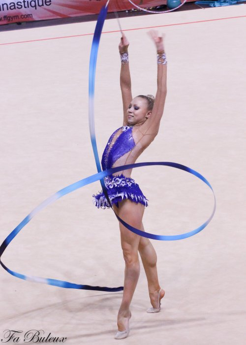 Coupes Nationales 2013 - Seniors - Kseniya Moustafaeva