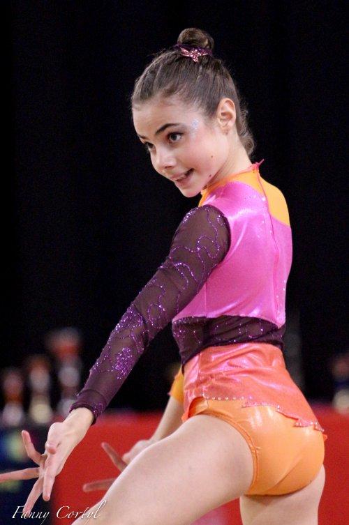 Championnat de France National B Minime - 17ème Camille Delcros