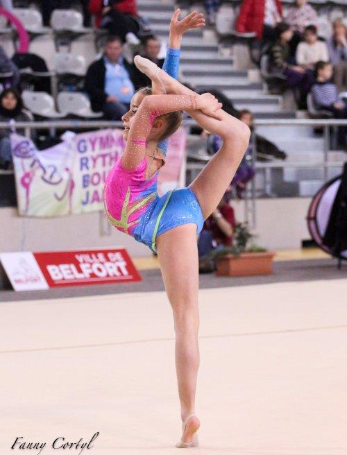 Championnat de France National B Minime - 14ème Julyanne Chaussee