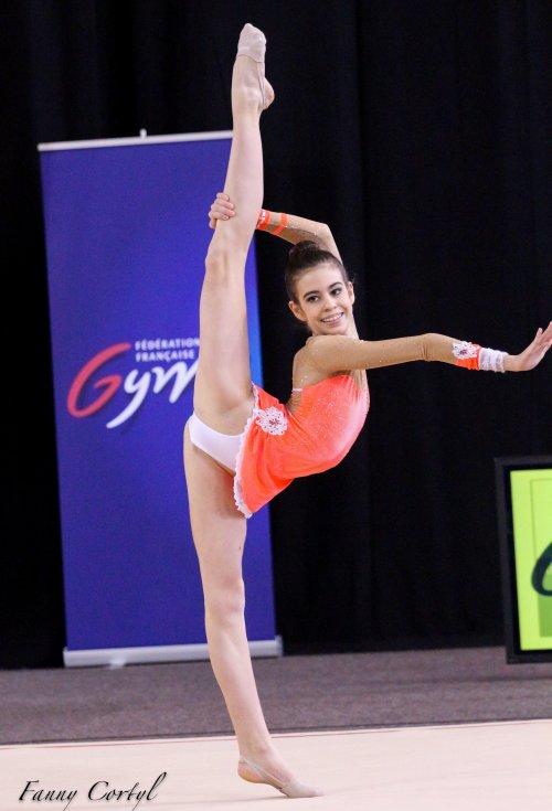 Championnat de France National B Minime - 9ème Maïlys Jardine
