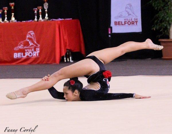 Championnat de France National B Minime - 8ème Morgane Nong