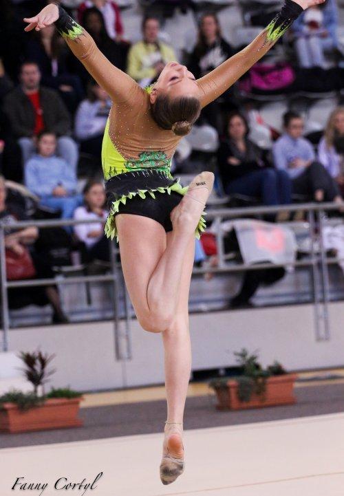 Championnat de France National B Minime - 7ème Marion Keire Accessikow