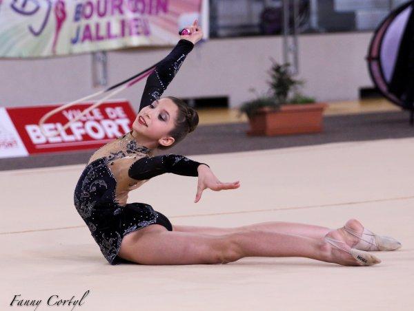 Championnat de France National B Minime - 4ème Soumia Dalila Aireche
