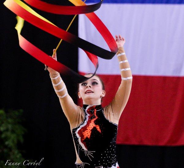 Championnat de France National B Cadette : 30ème Lénaig Poly