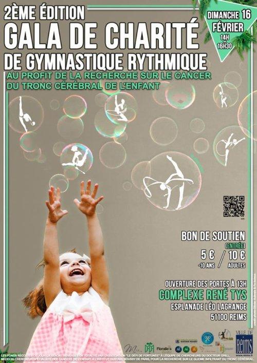 2ème Gala de Charité à Reims !