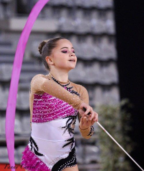 Championnat de France National B Cadette : 25ème Melissa Elmerich