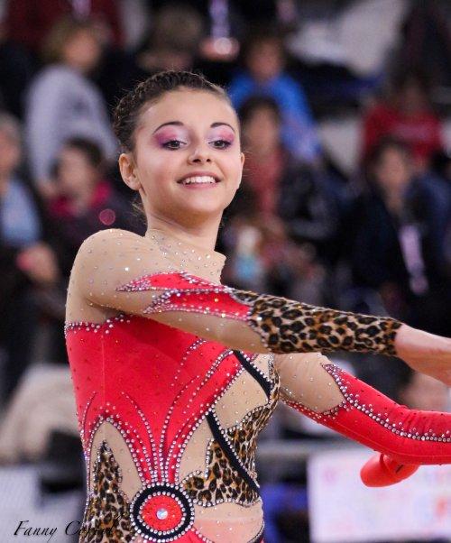 Championnat de France National B Cadette - 22ème Sacha Cavalière