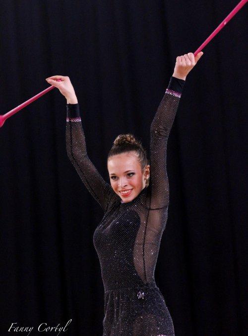 Championnat de France National B Cadette : 11ème Elodie Varzeas Fransisco