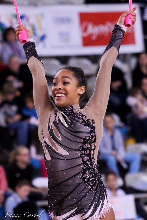 Championnat de France National B Cadette - 10ème Eva Lambert N'Doung