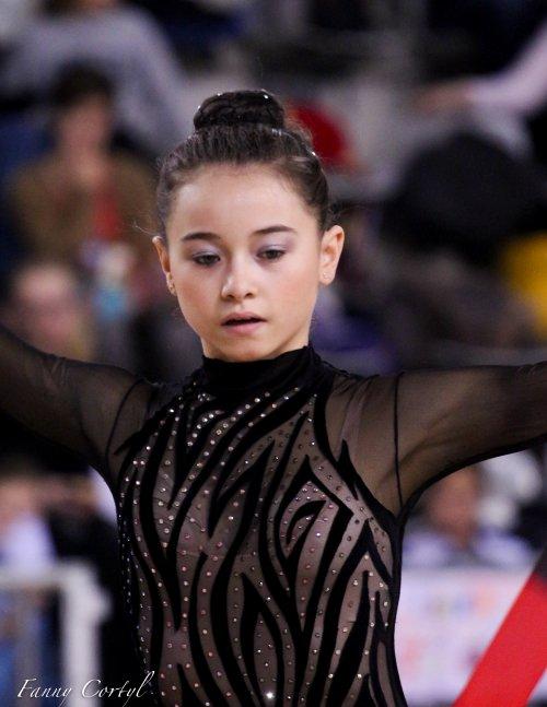Championnat de France National B Cadette : 7ème Gwenn Dormoy