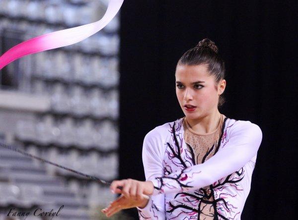 Championnat de France National B Cadette - 4ème Laura Deligny