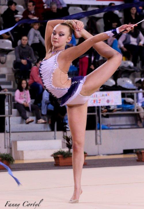 Championnat de France National B Cadette - 2ème Morganne Disdero