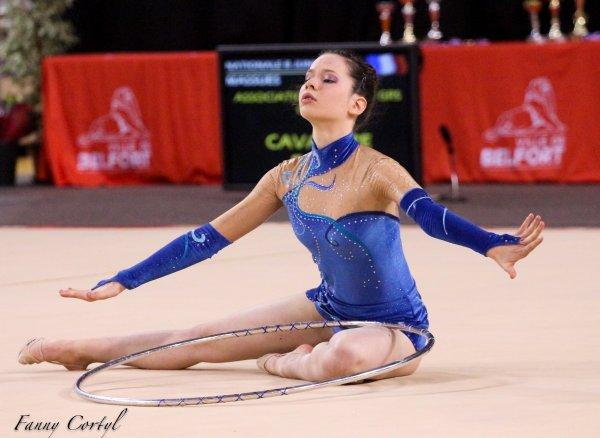 Championnat de France National B Junior - 24ème Laura Le Meur