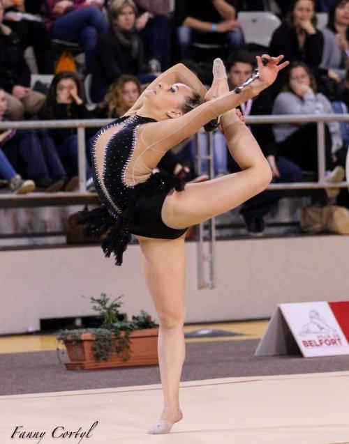 Championnat de France National B Junior - 22ème Emma Cavalière