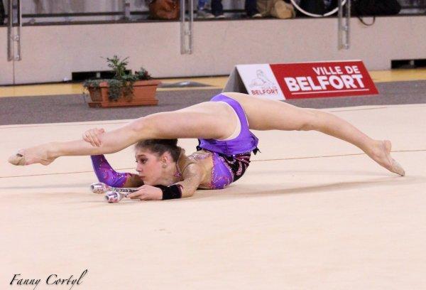 Championnat de France National B Junior - 18ème Susie Queru
