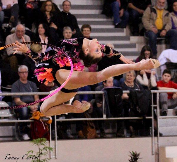 Championnat de France National B Junior - 13ème Nina Ramsayer